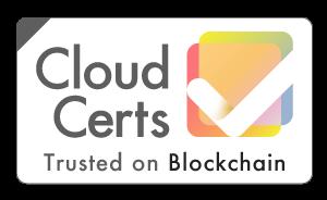 ブロックチェーン証明書発行システム「CloudCerts(クラウドサーツ)」